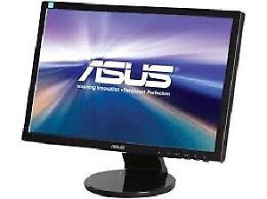 """LCD Monitor 19"""" VE198T-Asus"""