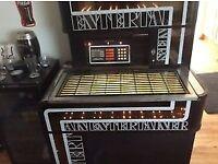 Seeburg entertainer juke box