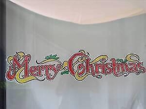 Christmas Window Decorations - 150 pieces
