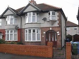 3 Bedroom Semi Detached House To Rent In Rhyl N.Wales