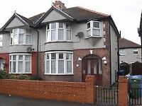 3 Bedroom Semi Detached House To Rent In Rhyl N.Wales