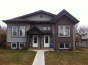 Newer two bedroom, 1.5 bath Terrace Heights Lacombe