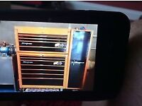 """Snap on 40"""" tool chest ,excellent order"""