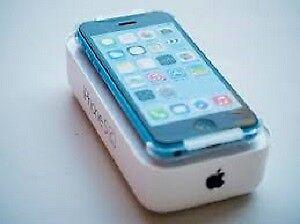 iPhone 5C Brand New in Box Unlocked Blue