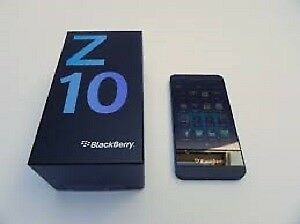 Blackberry Z10 Like New Unlocked Black