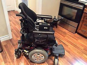 Quantum Electric Wheelchair