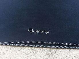 Quinny Buzz Fleece Blanket
