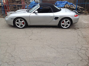 """2002 BOXSTER """"S"""" 3.2 LITER OR TRADE 2008 FORD LARIAT F-250 NEWER"""