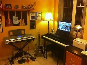 Guitar and Piano Lessons in Scarborough