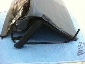 WAS NOT USED 2007 TO 2010 JEEP WANGLER 2 DOOR SOFT TOP. ASSEMBLY