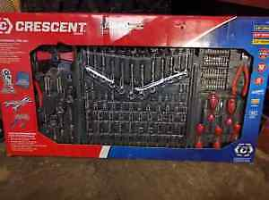 Crescent 148 Piece Tool Set BRAND NEW