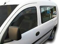 Vauxhall combo wind deflectors