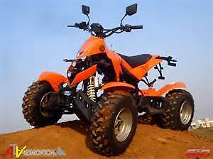 New GIO 250cc Quad/ATV Liquid Cool 2x4  4-stroke