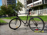 England made bike,for more than 172mm, 5.6 inches man