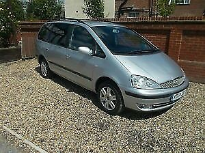 Ford galaxy 1.9tdi automatic 2004 breaking