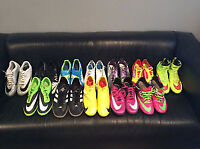 Top of the line soccer cleats for sale ... Adidas, Nike, Puma
