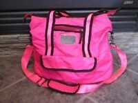 LULULEMON LUCKY TOTE GYM BAG IN POW PINK