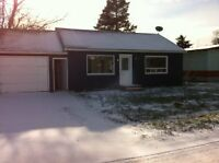 3 bedroom house for rent in Souris