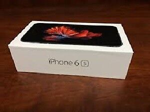 AMAZING DEAL! iPhone 6S Space Gray 32Gb, Sealed Box, Brand New
