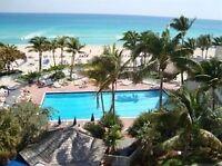 Sur la plage en Floride – Golden Strand – Semaine 28 janvier