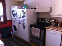 Kenmore Front Load Stackable washer/dryers