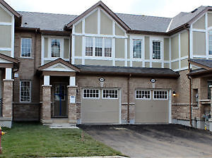 NEW TOWNHOUSE FOR RENT IN MILTON/3BDRM,2.5 BATH