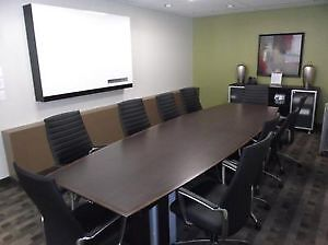 Modern & Professional Meeting Rooms With Everything You N eed!