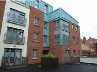 2 bedroom, 2 bathroom modern city centre apartment to let