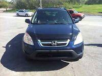 2003 Honda CR-V exl VUS