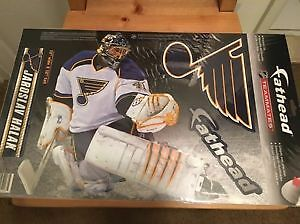 FATHEAD WALL DECALS 16in x 12in. $20 each BRAND NEW