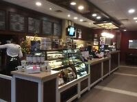 SECOND CUP UNIVERSITY TERR NOW HIRING