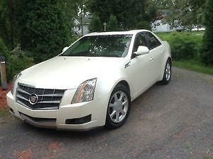 2004 Cadillac CTS Familiale