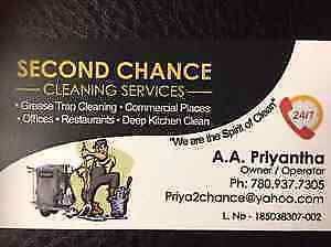 Second Chance Grease trap cleaning company. Edmonton Edmonton Area image 2