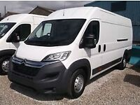 *CITREON RELAY LWB £180 WEEK FOR COURIER WORK(INCLUDING COURIER INSURANCE)*SWB VANS ALSO AVAILABLE