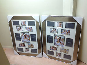 2 LARGE BRAND NEW COLLAGE PICTURE FRAME'S FROM MICHEALS! Edmonton Edmonton Area image 1