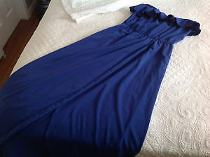Blue cover-up/dress ONLY 3$