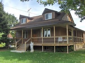 3-4 Bedroom Home in Lasalle on front rd! Peaceful/tranquility!