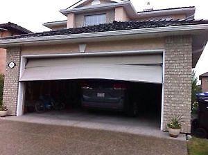 GARAGE DOOR REPAIRS 403-874-7383