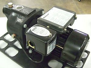 Mastercraft 3/4 HP Jet Pump