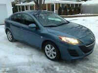 2010 Mazda3 Parfaite Condition 8900$ Négociable