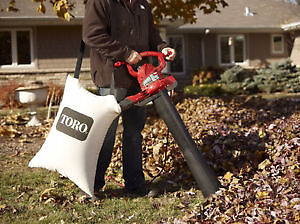Toro leaf blower, vacuum and shredder  Great condition