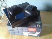 Xbox One 500GB w/ 3 Games, 2 Controllers & HDMI