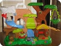 Little People Zoo Talker with ACcessories