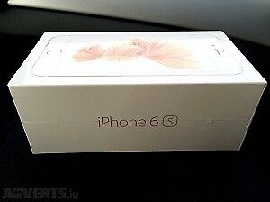 AMAZING DEAL! IPHONE 6S, 16GB ROSE GOLD, UNLOCKED, BRAND NEW