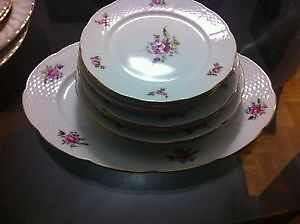 Collection of dishes