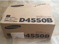 BNIB Samsung D4550B Black Toner Cartridge