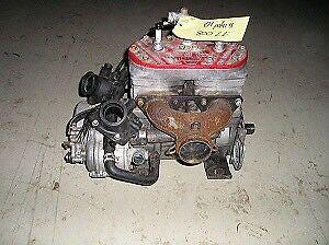 Polaris xc800 motor