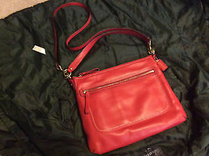 Coach Crossbody Purse x 3