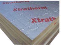 40 X XTRATHERM INSULATION BOARDS 1200 X 450 X 40 MM