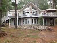 Year round cottage for sale
